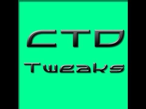 CTD Tweaks [1.10.2/1.11.2/1.12]