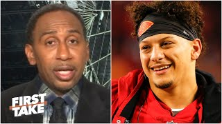 Patrick Mahomes deserves 'every penny' of his deal - Stephen A. | First Take
