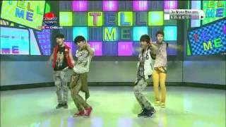 Infinite Dance Tell Me (by Wonder Girls) & Gee (by Girls Generation)