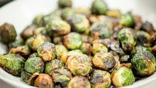 ABC Kitchen Recipe – Roasted Brussels Sprouts – Chef Dan Kluger of ABC Kitchen