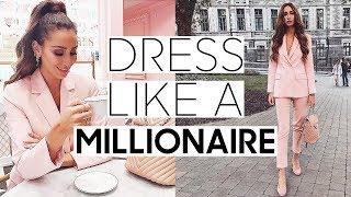 15 Genius Ways To Dress Like A Millionaire