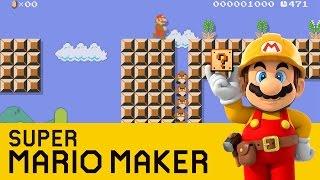 Super Mario Maker - Level For Sqaishey (1)