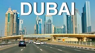 Driving in Dubai