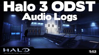 Halo MCC - All Halo 3 ODST Audio Logs - Record Store Owner - Achievement Guide