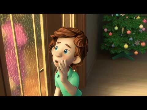 Фиксики - Гирлянда | Новогодние мультики для детей