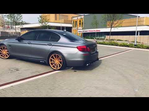 Bmw F10 Msport Gold