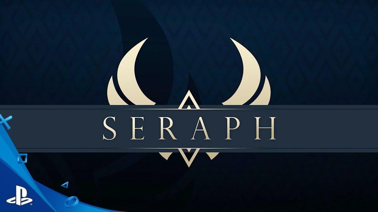 Jogo de Tiro Acrobático Seraph Salta para o PS4 em 1º de Novembro