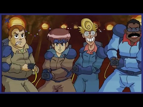 The Ghostbusters Anime We Never Got
