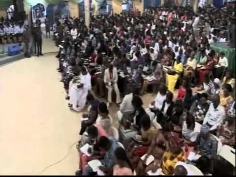 #Apostle Johnson Suleman(Prof) #Not My Head, Not Not Blood #1of4