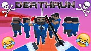 Block Strike || Deathrun || Map: Stander