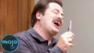 Top 10 Hilarious Ron Swanson Moments