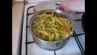 Картопля по бенгальски