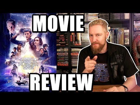 READY PLAYER ONE MOVIE REVIEW – Happy Console Gamer