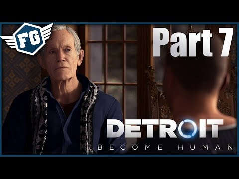HROZIVÁ NOC - Detroit: Become Human #7