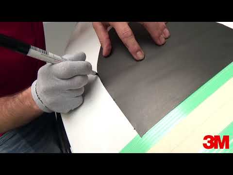 3M Knifeless Tape – Creating Custom Rally Stripes