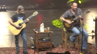 Dave Matthews & Tim Reynolds - Little Thing (Partial) - Two Step - New Orleans, LA 1/15/14