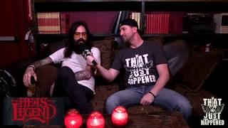 Schuylar Croom of He Is Legend - Live Interview