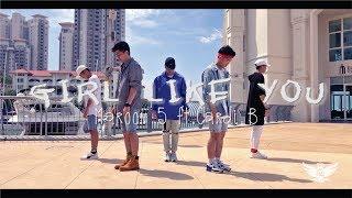 Girls Like You - Maroon 5 Ft. Cardi B  Choreography By Phelan & Vron