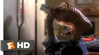 E.T.: The Extra-Terrestrial (2/10) Movie CLIP - Getting Drunk (1982) High Quality Mp3