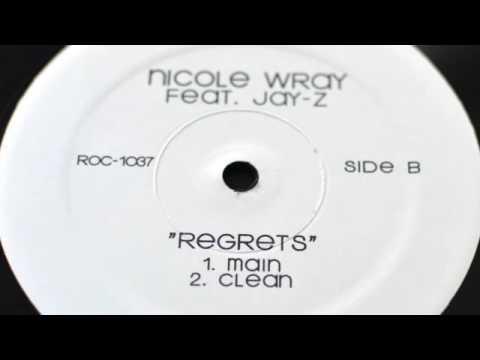 Nicole Wray feat. Jay-Z - Regrets 2004