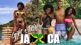 GIRLS TRIP JAMAICA - COUNTRYSIDE EDITION! - We Made Friends...and Met A Turtle!