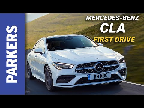 Mercedes-Benz CLA Coupe Review Video