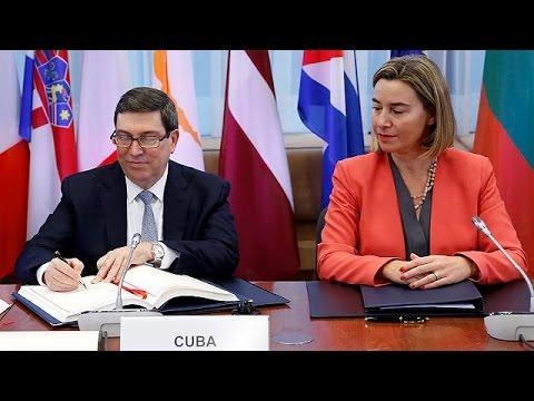 Βρυξέλλες: Νέα εποχή στις σχέσεις ΕΕ- Κούβας