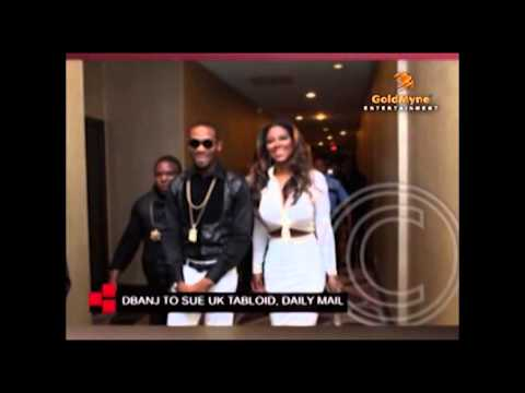 D'BANJ TO SUE UK TABLOID, DAILY MAIL