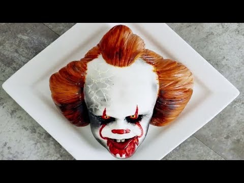 IT Pennywise Cake - How to Make Cake