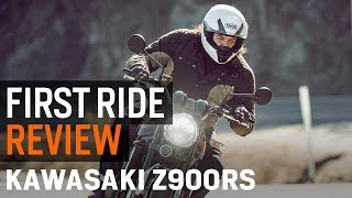 Kawasaki Z900RS First Ride Review at RevZilla.com