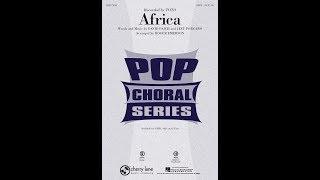 Africa (SATB Choir)   Arranged By Roger Emerson