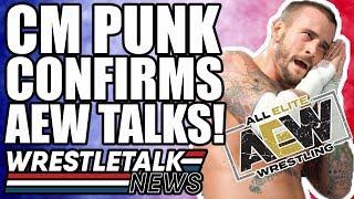 WWE All Women Smackdown? CM Punk CONFIRMS AEW Wresting Return Offer! WrestleTalk News July 2019