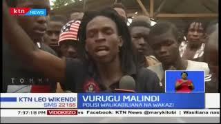 Polisi wakabiliana na wakazi wa Malindi