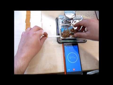 Mikromatic Mini Top-o-Matic Zigarettenstopfmaschine Unboxing und Test: 20 Kippen in 3 Minuten