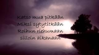 """Video thumbnail of """"Lauri Tähkä - Polte with lyrics"""""""
