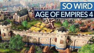 Age of Empires 4 verrät VIEL mehr Details als gedacht