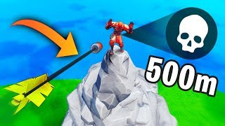 #1 LONGEST Bow RECORD KILL!! - Fortnite Funny WTF Fails and Daily Best Moments Ep.1305