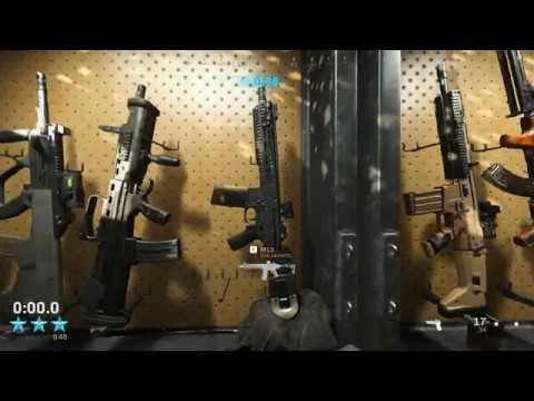 Call of Duty  Modern Warfare 2019 ИСПЫТАНИЕ НА ТОЧНОСТЬ И СКОРОСТЬ №2