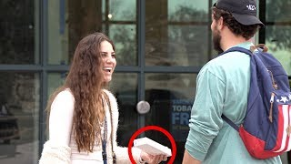 GIVING STRANGERS THE APPLE WATCH!!