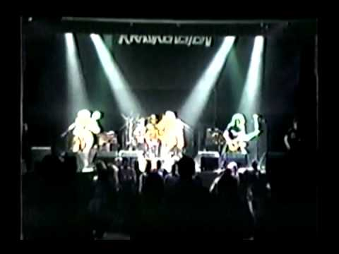Krankenstein - Invisible Death (Live)