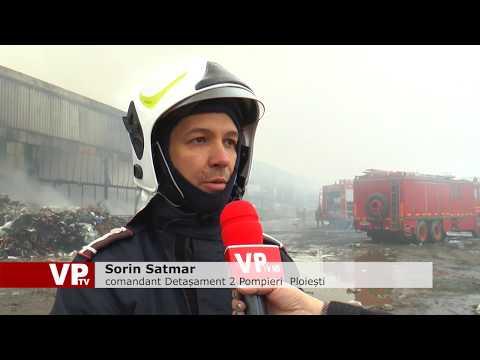 Ploieștiul, la un pas de catastrofă după incendiul din strada Mimiului