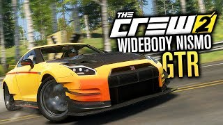 The Crew 2   MAXED OUT WIDEBODY NISMO Nissan GTR R35 Customization (280)