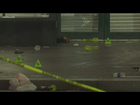 Locals, visitors react to Canal Street shooting