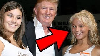 President Donald Trump Caught Cheating On His Wife