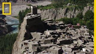 Medieval Forts Restored as Spectacular Hunza Valley Builds Its Future | National Geographic