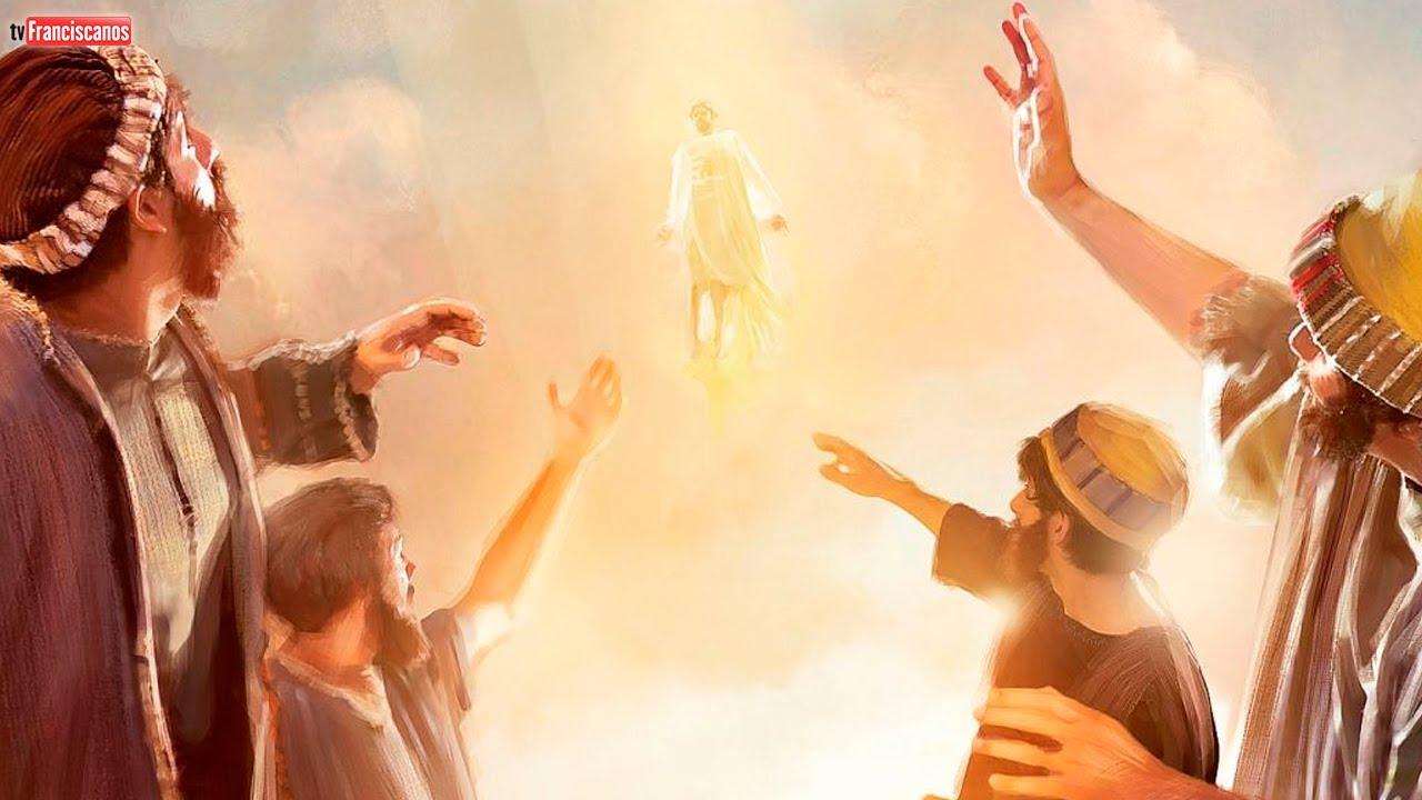 Palavra da Hora | Os olhos dos apóstolos fixos no céu