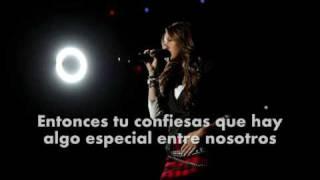 Miley Cyrus - Rockstar (spanish)