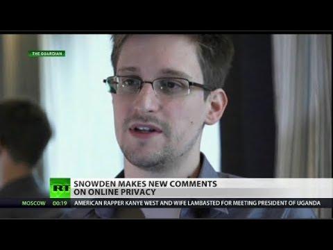 Snowden Reemerges, Addresses Students in Austria