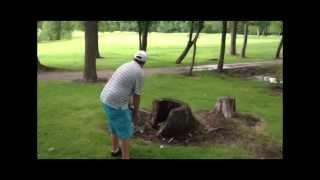 2013 Season Golf Bloopers