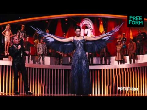 Catching Fire Weekend   Freeform